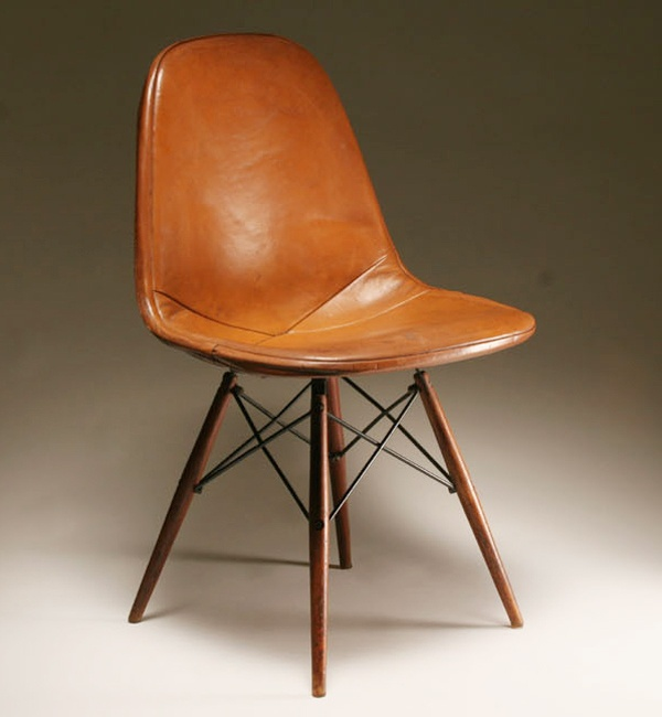 Eames stoel dsw for Replica vitra