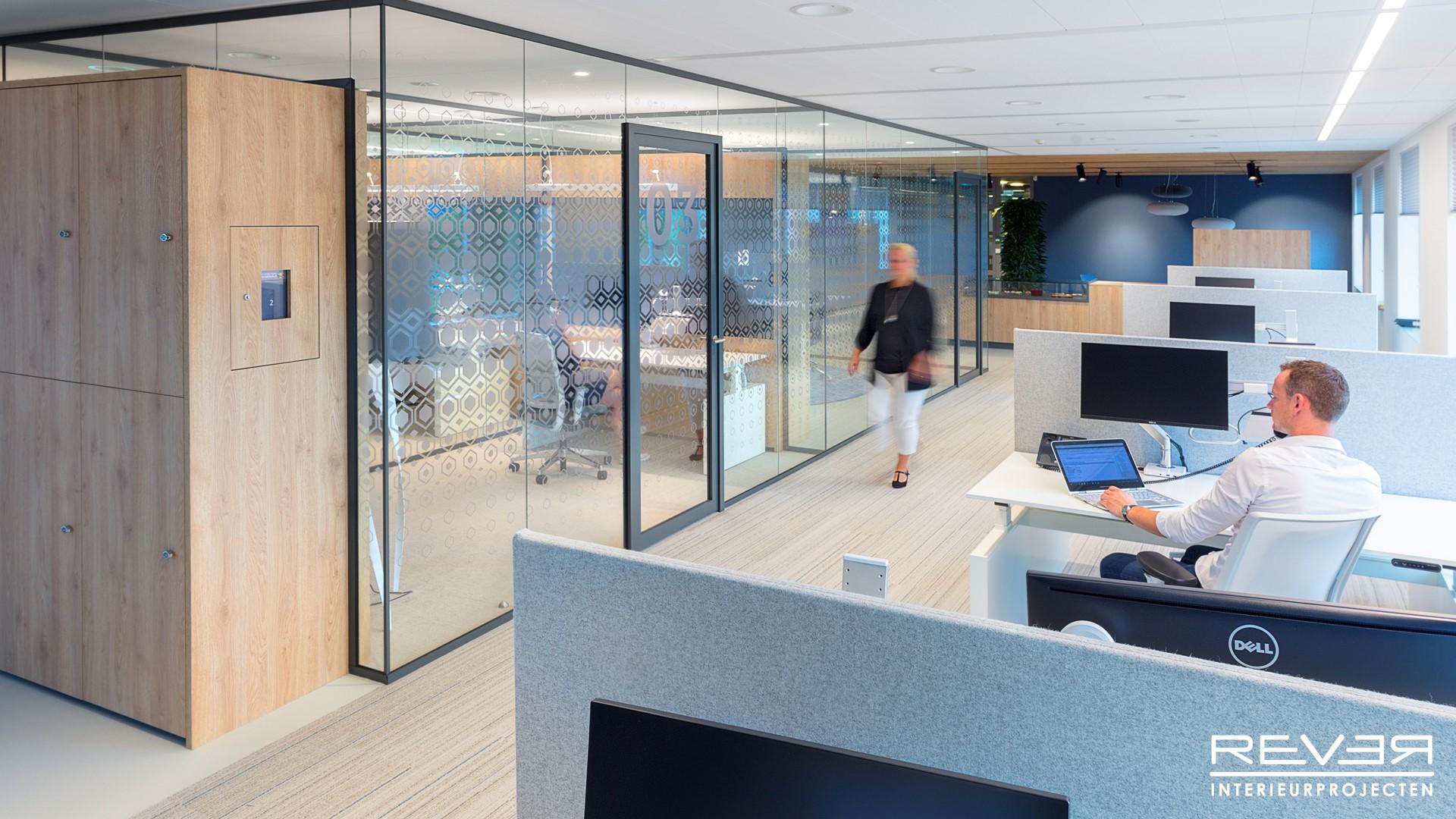 Nieuwe foto s in ons portfolio kantoor knmt rever for Kantoor architect