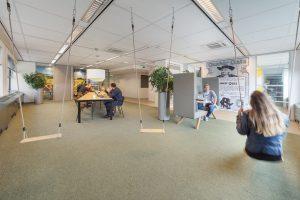 Meer bewegen op kantoor-10 tips-Rever Interieurprojecten