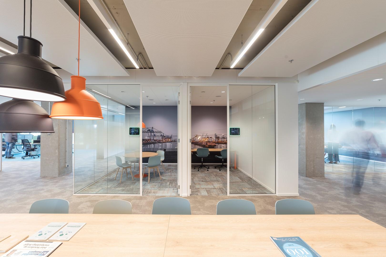 Portbase is met een nieuw interieur klaar voor de toekomst - Rever ...