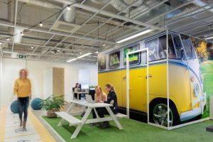 Trends in kantoorinrichting 2019
