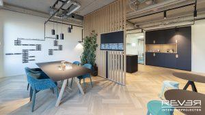 Rever Interieurprojecten-portfolio-kantoor NHG